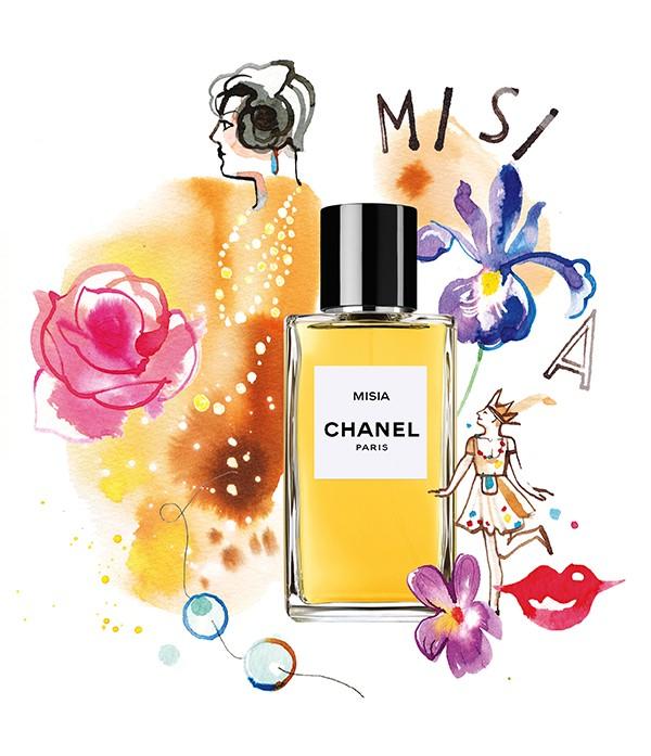 Misia, Chanel