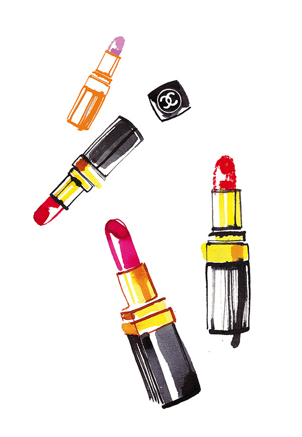Chanel lipsticks